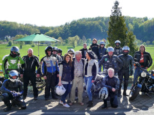 Motorradausfahrt Nossen – Mai 2016