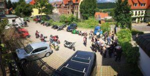 Motorradausfahrt Nossen – Juli 2016