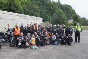 Motorradausfahrt Nossen – Juni 2017